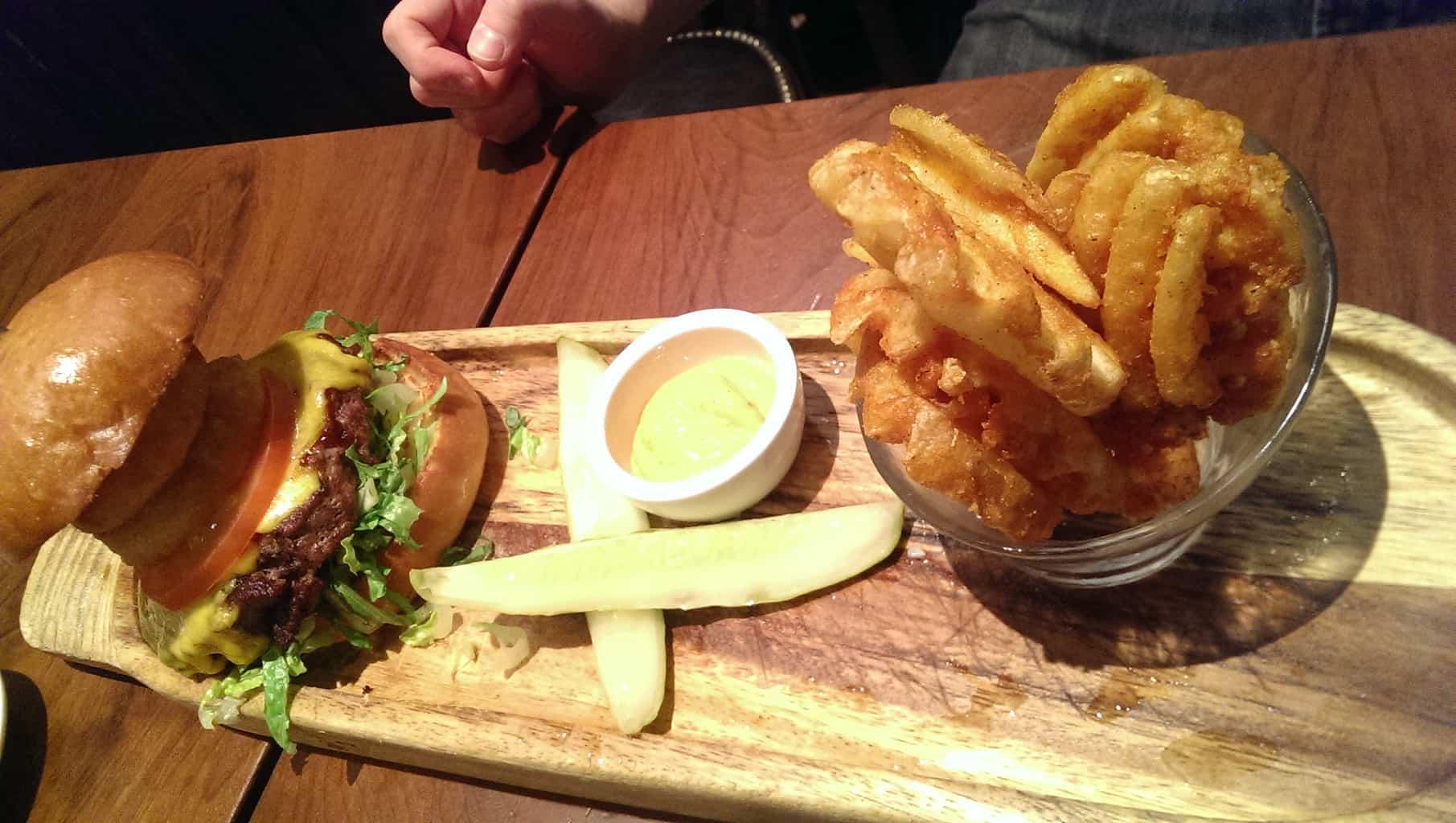 Brenner burger