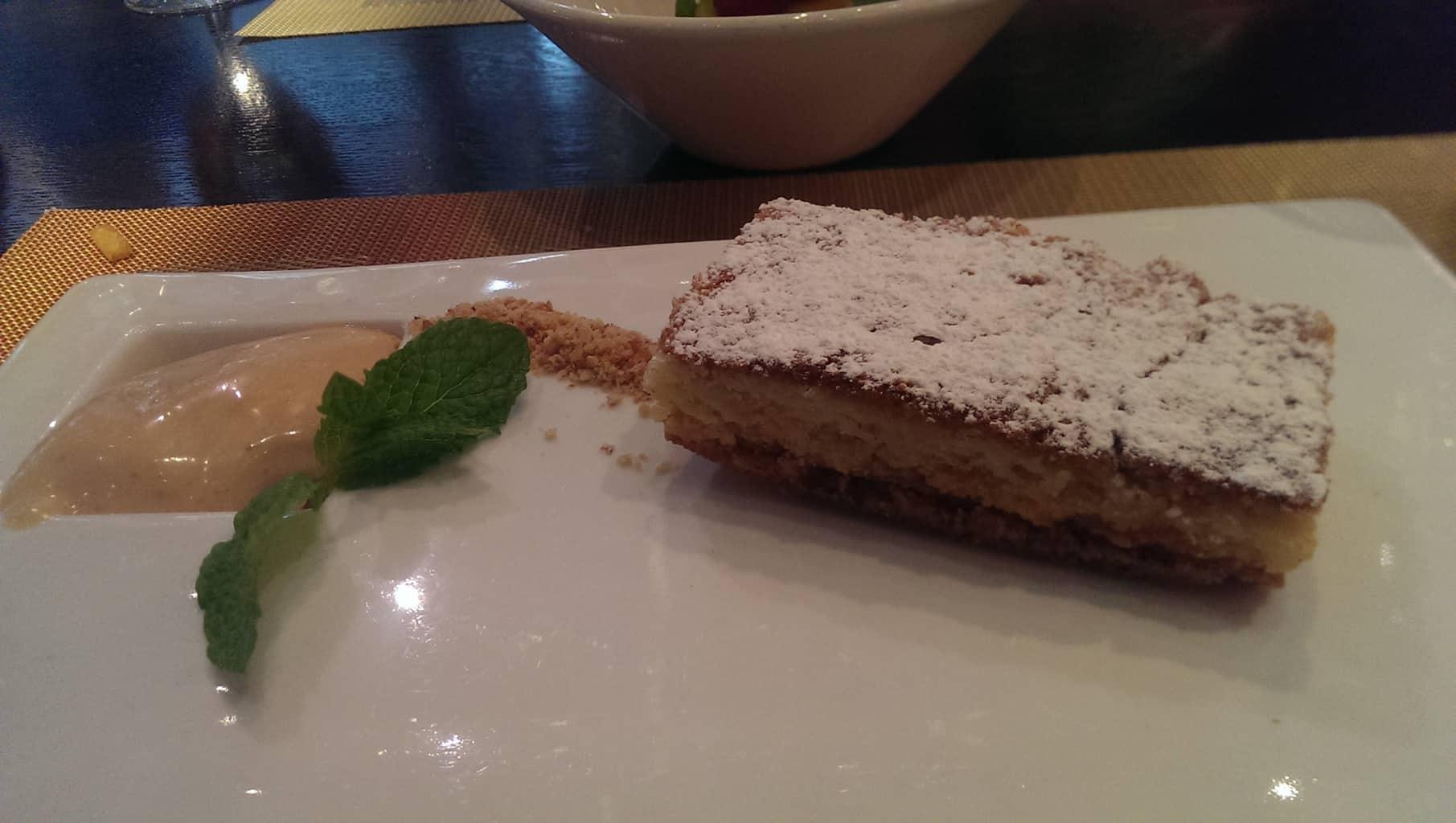 Santiago's cake