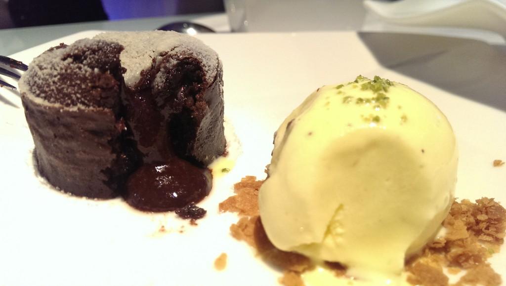 Bomba de chocolate (NT$139)