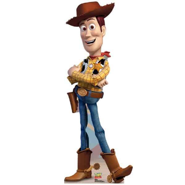 標準牛仔裝扮