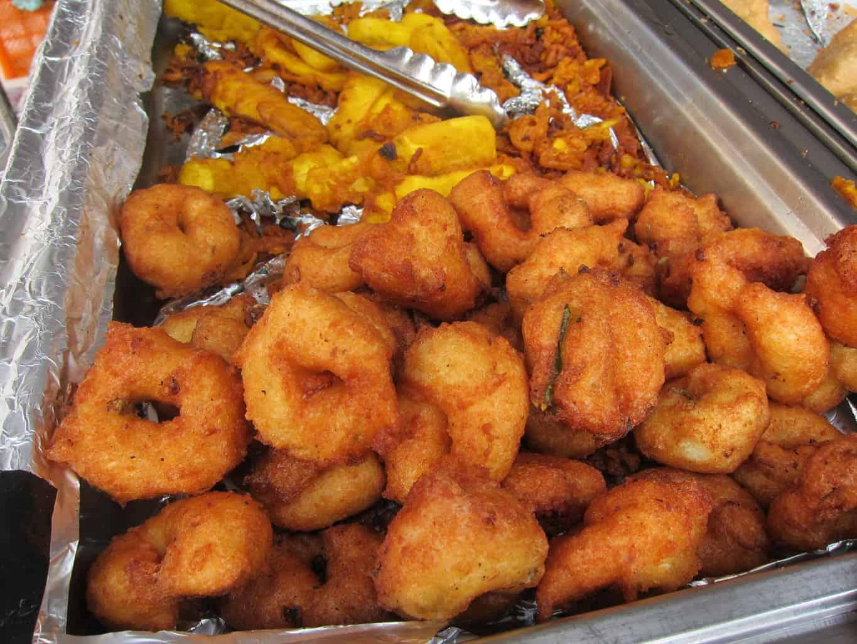 印度炸圈餅
