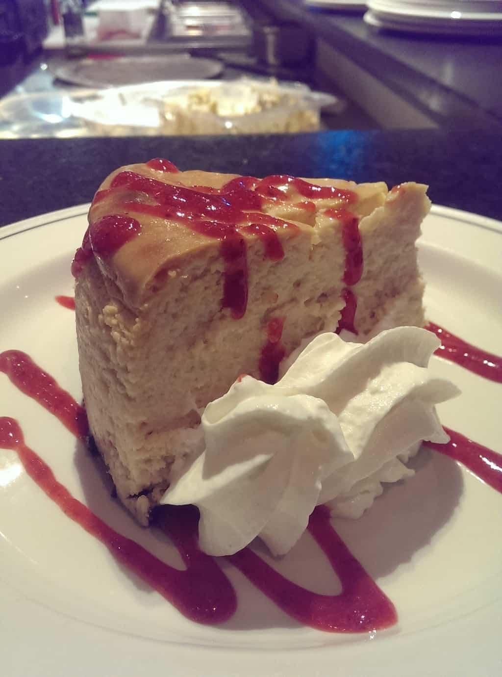 bensonhurst cheesecake