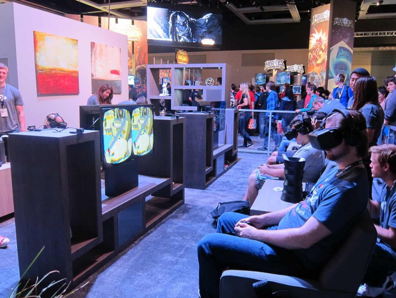 virtual reality oculus pax