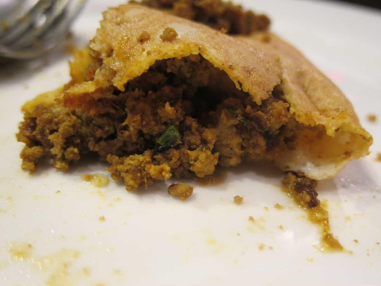 chicken dosa indian calgary