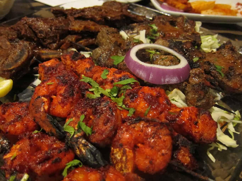 Maharaja's Platter