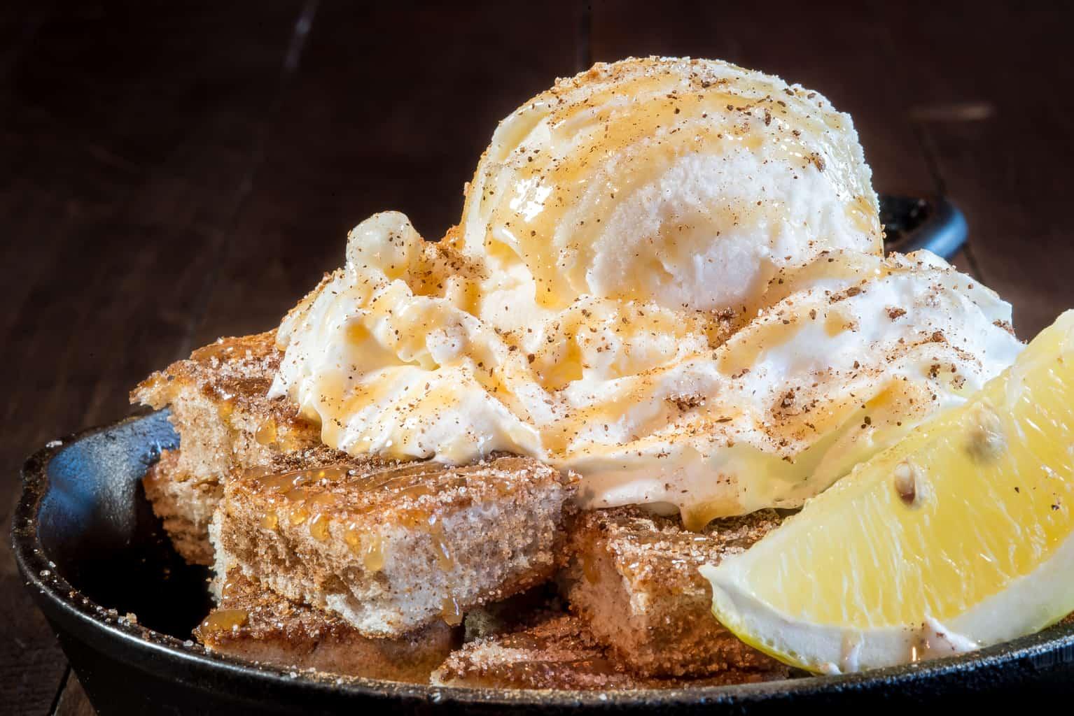 honey toast cinnamon zing