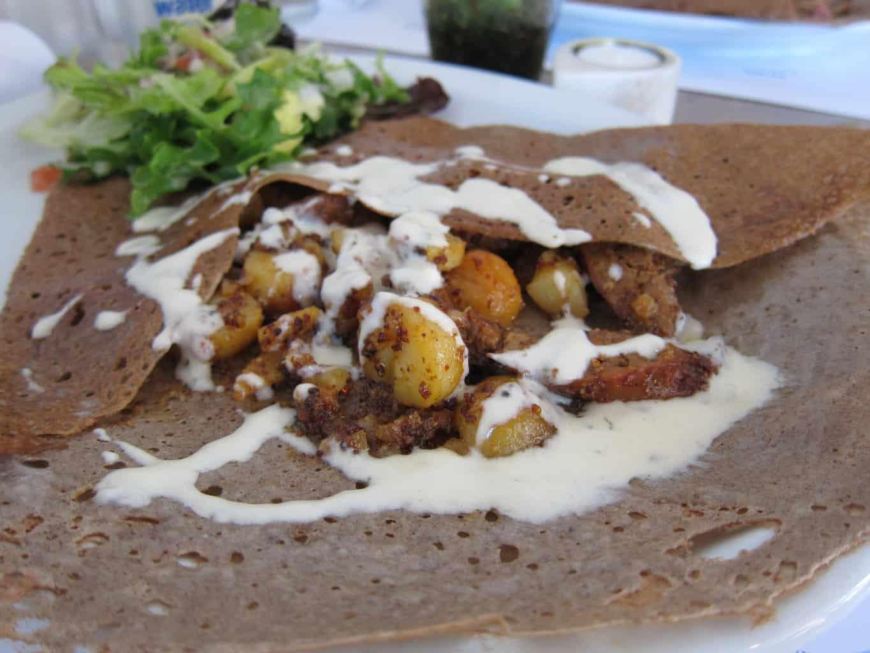marocaine galette