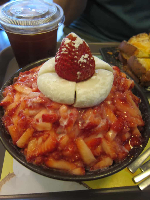 premium strawberry sulbing