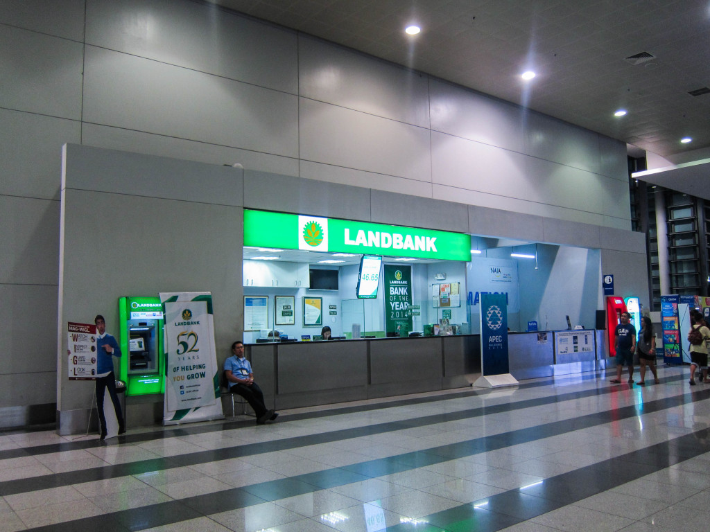 money exchange manila airport