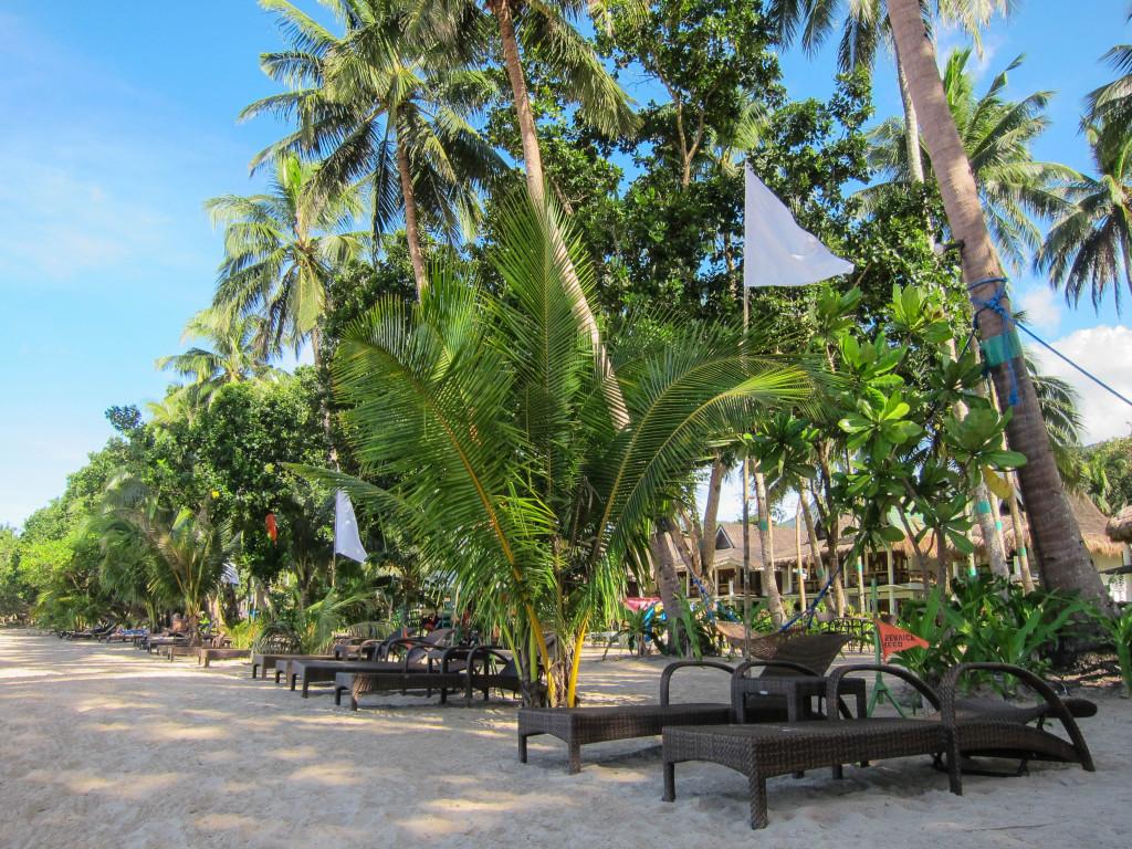 Daluyon Resort in Sabang, Palawan, Philippines