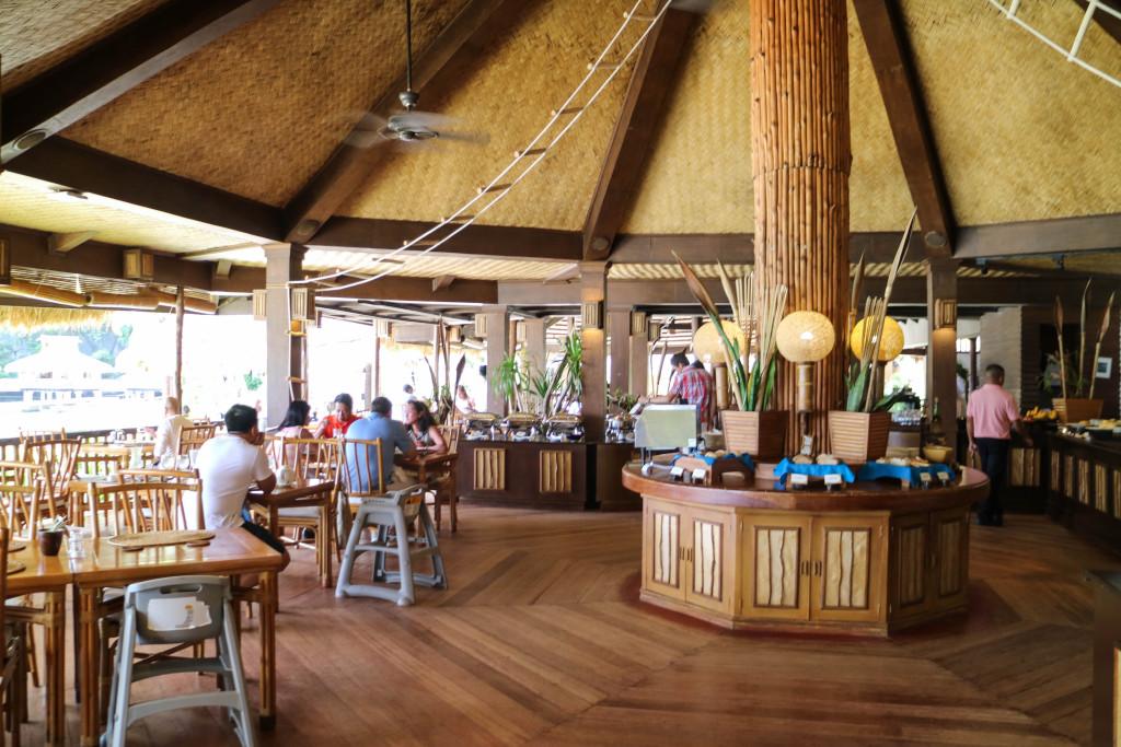 Restaurant at Miniloc Island, El Nido, Palawan, Phlippines