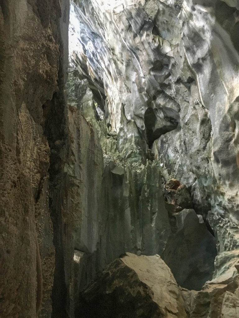 Cudugnon Cave in El Nido, Palawan, Phlippines