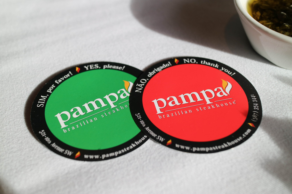 Pampa Brazilian Steakhouse, Calgary, Canada