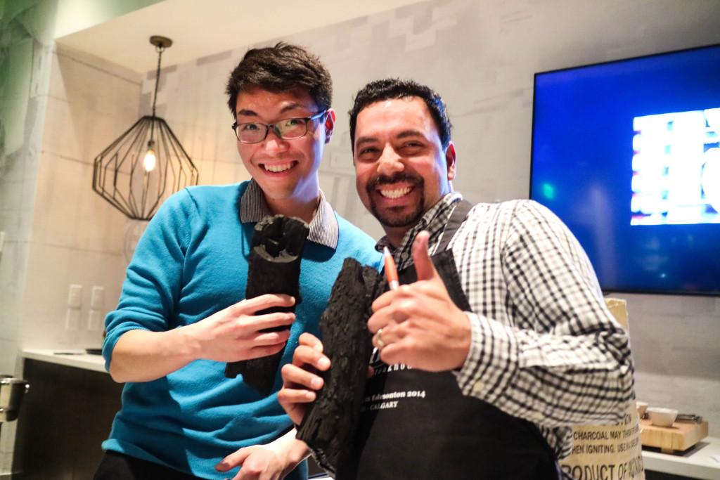 Oscar Lopez, Owner of Pampa Brazilian Steakhouse, Calgary, Canada