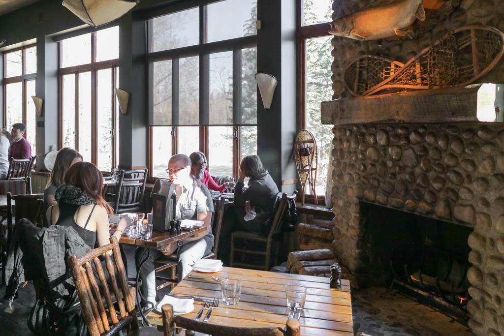 River Cafe, Calgary, Canada