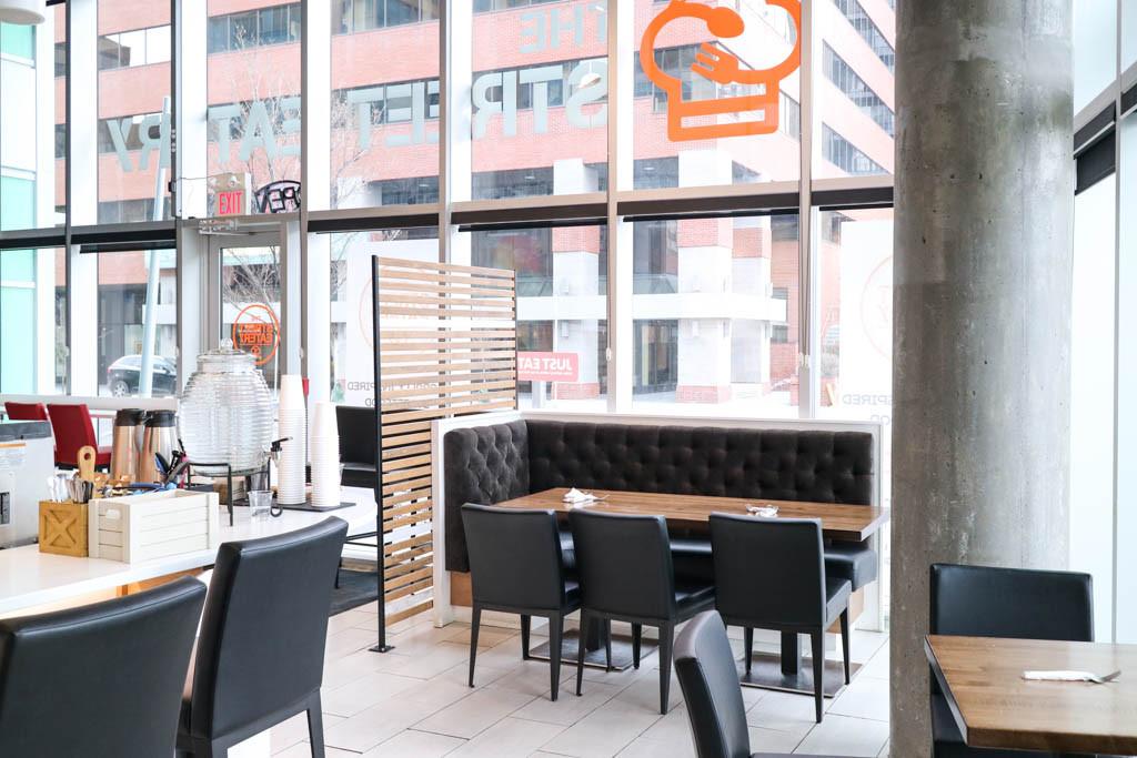 Street Eatery, Calgary, Canada