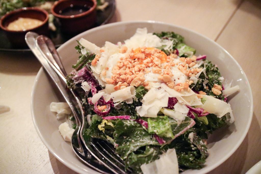 Caesar salad from Ten Foot Henry, Calgary, Canada