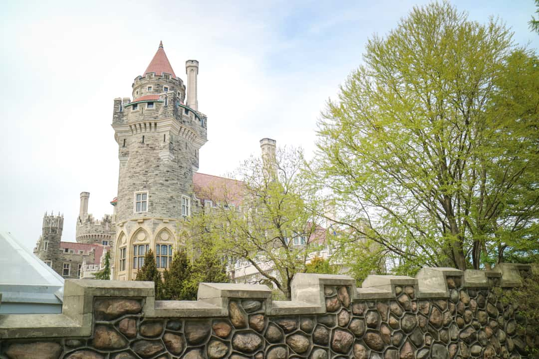 Casa Loma Fairyland In Toronto City For Two Please