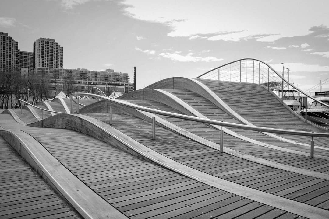 Places to visit in Toronto for photographers - Simcoe WaveDeck