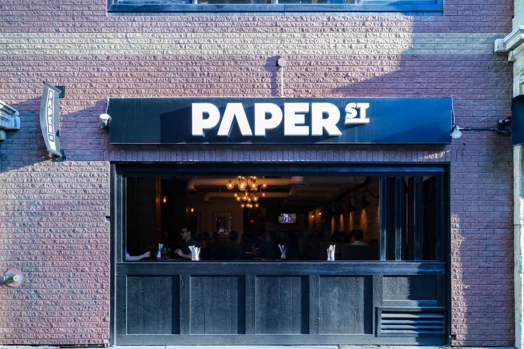 Paper St Calgary