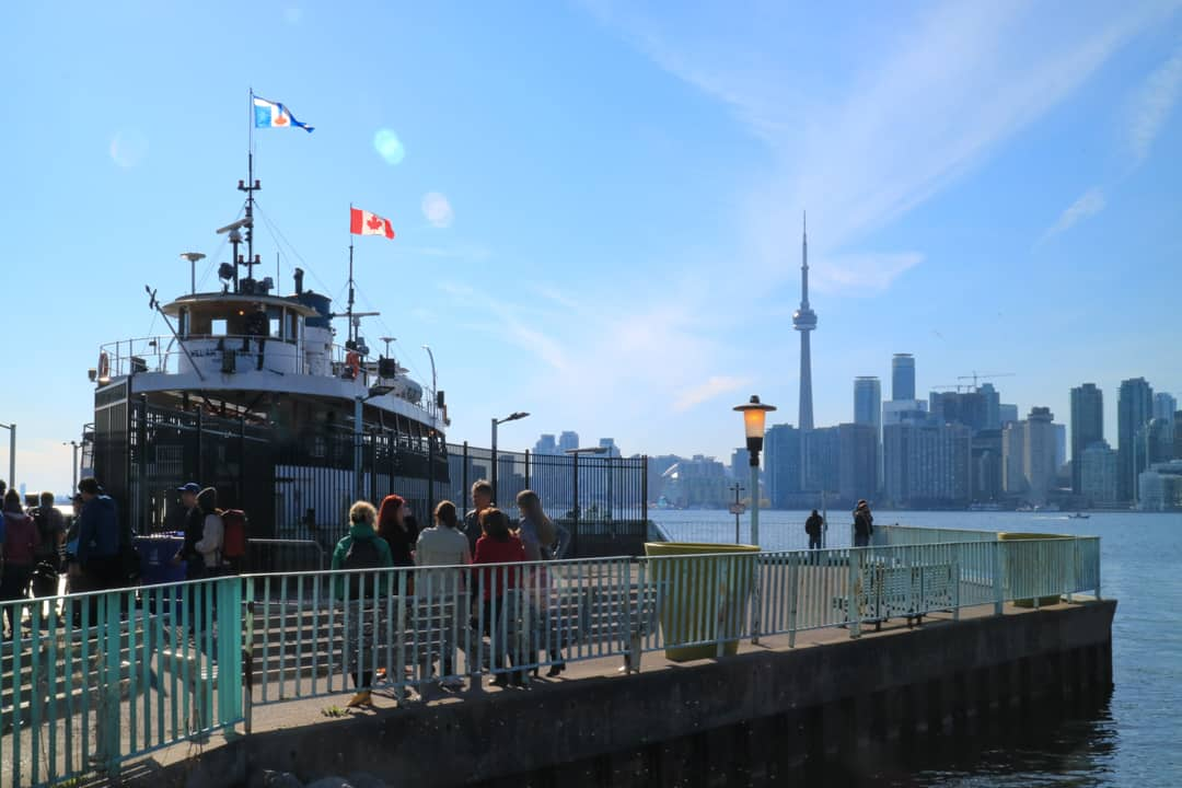 Toronto Islands Summer Getaway
