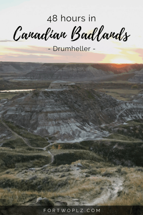 There's so much to see in the Canadian Badlands. This post highlights the best things to do and eat in Drumheller, along with our favourite features of 2017 Ford Escape. Click the image for a complete list of things to do