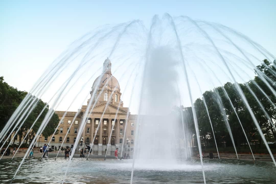 Alberta Legislative Building, Edmonton
