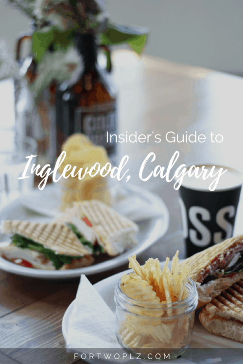 Be a urban explorer! Inglewood, Calgary's oldest community with a rich culture & history, is home to many unique shops & eateries. Here are 5 best places to visit in Inglewood!