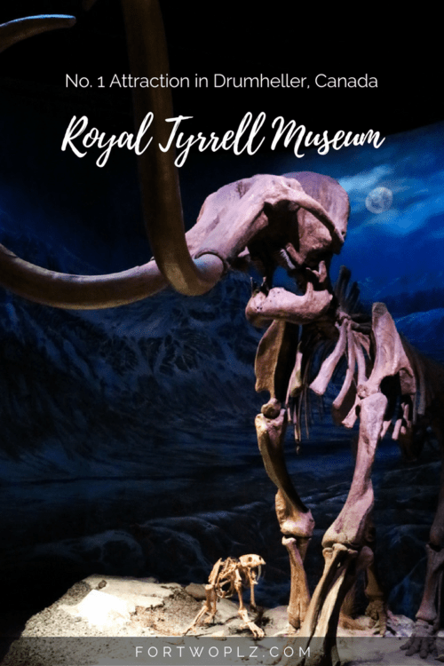 Are you a die-hard dinosaur fan out there? Make Royal Tyrrell Museum a stop on your trip to Canada! With over 130,00 fossils and 40 complete dinosaur skeletons ranging from over 500 million years ago to the more modern mammals, the Royal Tyrrell Museum offers a truly spectacular learning experience for the young at heart!