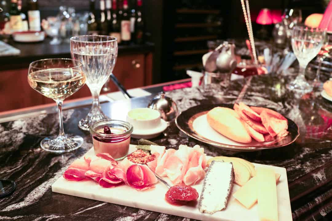 Frenchie Wine Bar in Calgary
