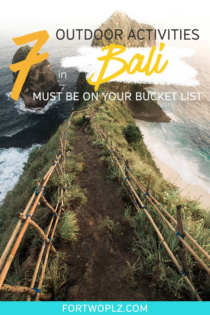 7 Experiences for a Perfect Bali Getaway
