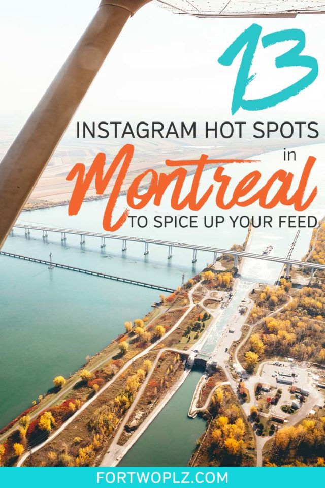 Looking for the most instagram worthy placesinMontreal, Canada? With so many things to see and do, Montreal is overflowing with spots that make for the perfect photo op. This cool list of awe-inspiringInstagrammable places in Montreal will make you fall in love with this city and keep your feed looking sharp! #canadatravel #explorecanada #travelguide #photoguide
