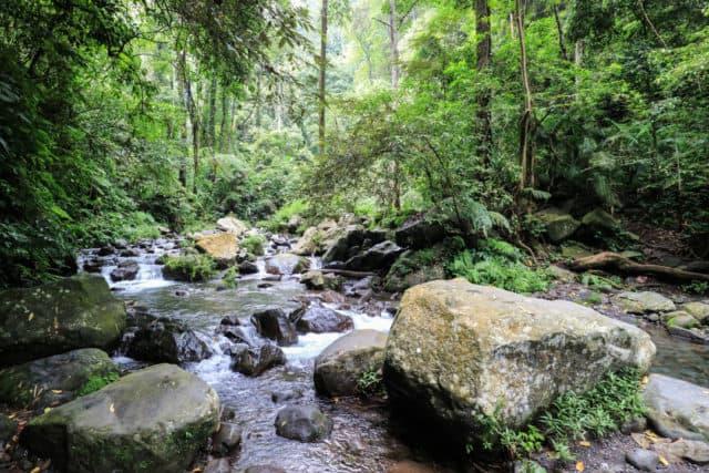 Mt. Rinjani Lombok Indonesia Waterfalls