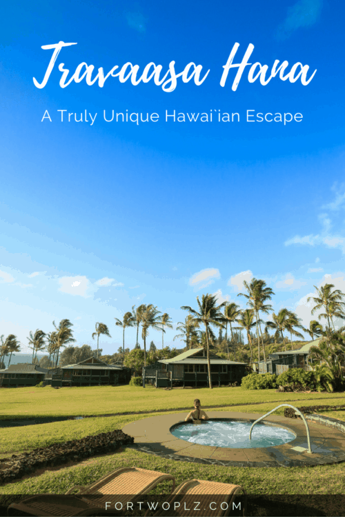 Staying overnight in Hana, Maui? Check out Travaasa Hāna, a tranquil haven of rest and relaxation and a place to forge a meaningful connection with the Hawai`ian culture!