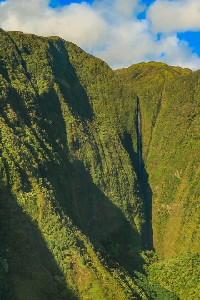 West Maui Molokai Helicopter Tour Air Maui Hawaii