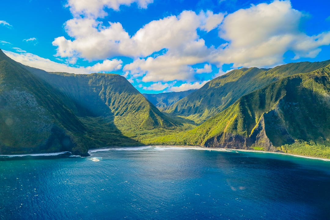 Soaring Above West Maui & Moloka'i – Helicopter Tour with Air Maui