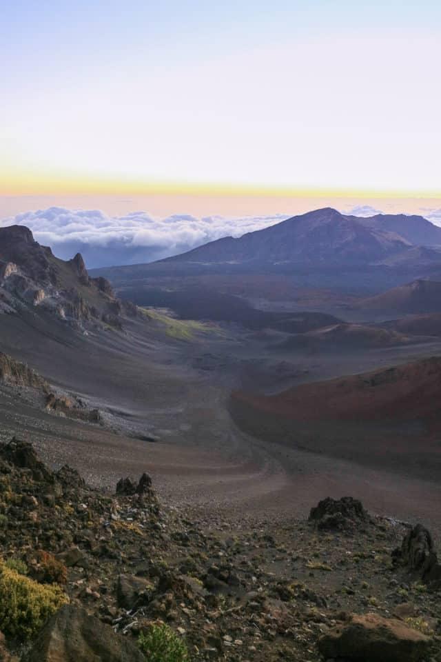 Maui Haleakalā Sunrise