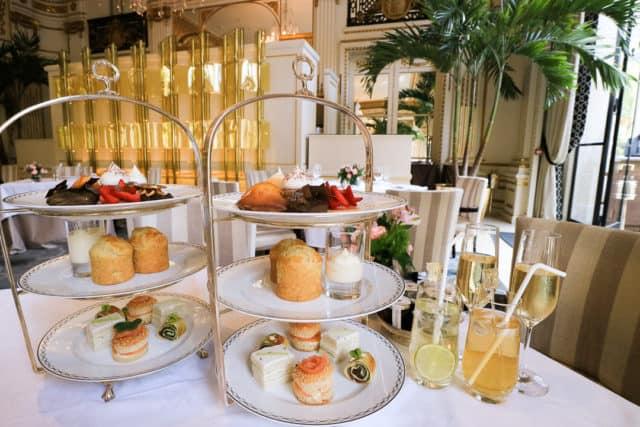 The Peninsula Paris Afternoon Tea