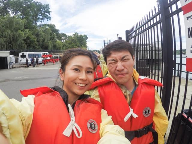 Niagara Falls Whirlpool Jet Boat Tour