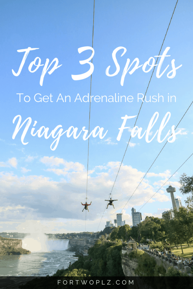 Are you up for an action-packed adventure? These top Niagara Falls activities will make your heart pound and win you some well-earned bragging rights!