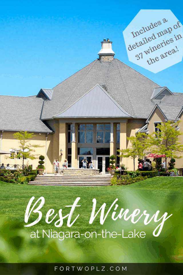 Peller Estates is the best winery at Niagara-on-the-Lake. With fine wines, delicious food and an ice lounge on site, it promises a one-of-a-kind experience.