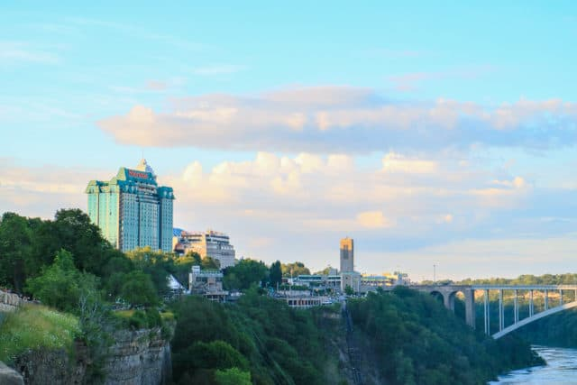 Sheraton on the Falls Hotel - Summer Road Trip to Niagara Falls Ontario Canada - 5 Day Itinerary from Toronto