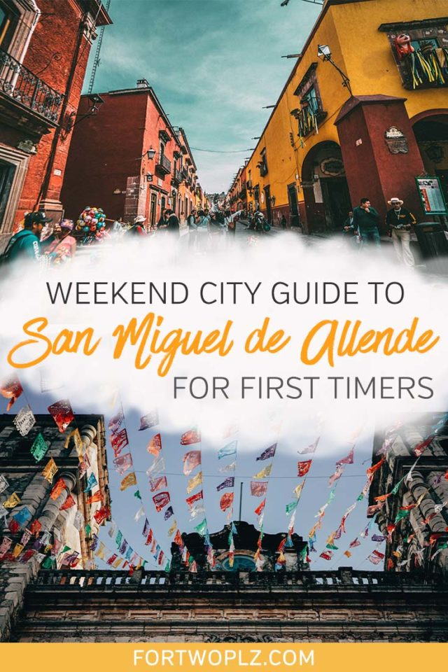 VisitSan Miguel de Allendefor an unforgettable adventure in Mexico. The colonial city offers a city escape unlike anywhere else. Here are the top things to do in San Miguel de Allende that you need to put on your itinerary. Click through to discover the best San Miguel de Allendehotels, attractions, and restaurants. #mexicotravel #exploremexico #travelguide