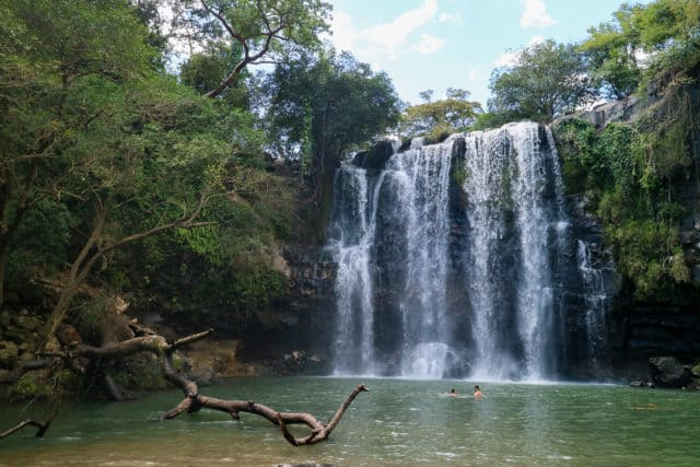 Unforgettable things to do in Costa Rica in November secret waterfalls guanacaste