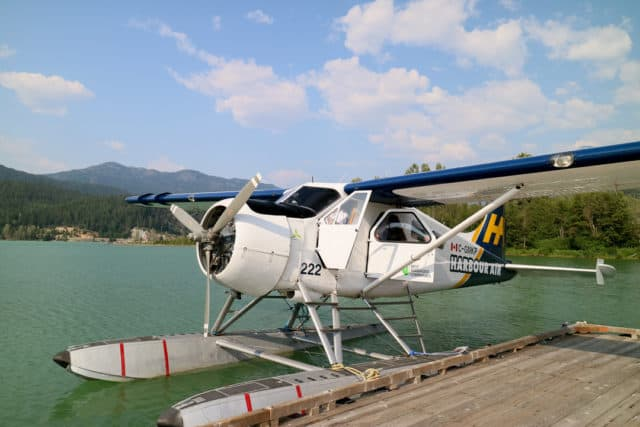 Whistler Air seaplane tours