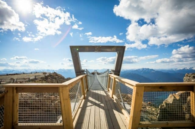Whistler Cloudraker Skybridge