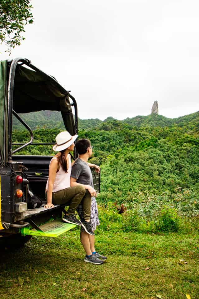 Raro Safari Tour