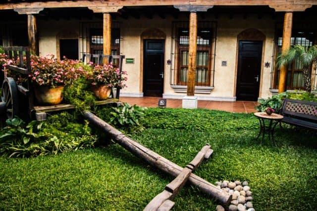 Hotel Camino Real Antigua, a luxury hotel in Antigua, Guatemala