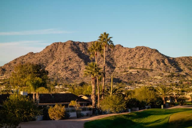 Paradise Valley Scottsdale Arizona
