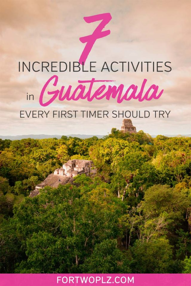 Guatemala is a hidden gem in Central America. It has everything from ancient Maya ruins, charming colonialtowns, richcultureto active volcanoes. This post covers best things to do in Guatemala, best Guatemala hotels to stay at, safety and Transport in Guatemala and more!#guatemalatravel #centralamerica #wanderlust
